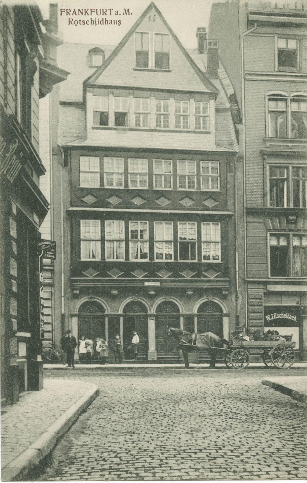 Frankfurt a. M. Rothschildhaus