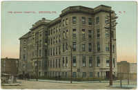 The Jewish Hospital, Brooklyn, N.Y.