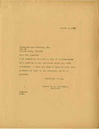 Folder 20: Whitelaw Letter 11