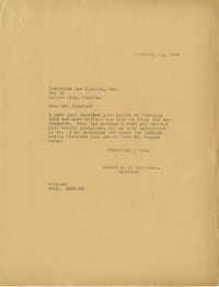 Folder 20: Whitelaw Letter 9