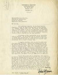 Folder 32: McDonald Letter