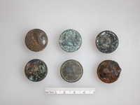 Confederate Artillery buttons