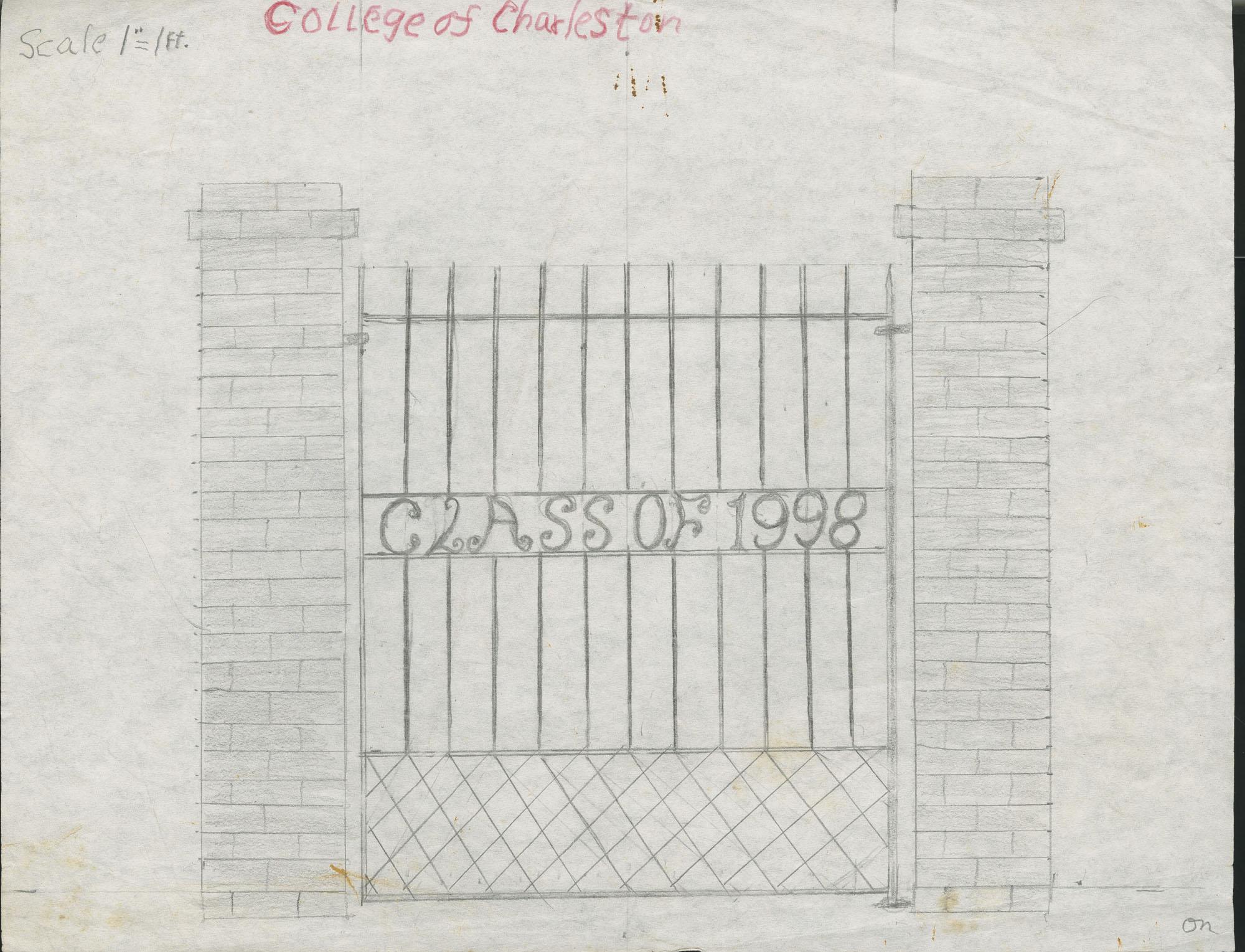 George Street gate