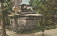 The Mausoleum, Middelton Place Gardens Charleston, S.C.