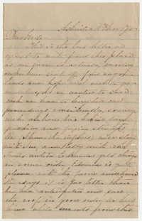 513.  Ann Barnwell Mazyck to Mary Elliott Barnwell -- November 11, 1870