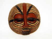 Wooden mask (Kifwebe)