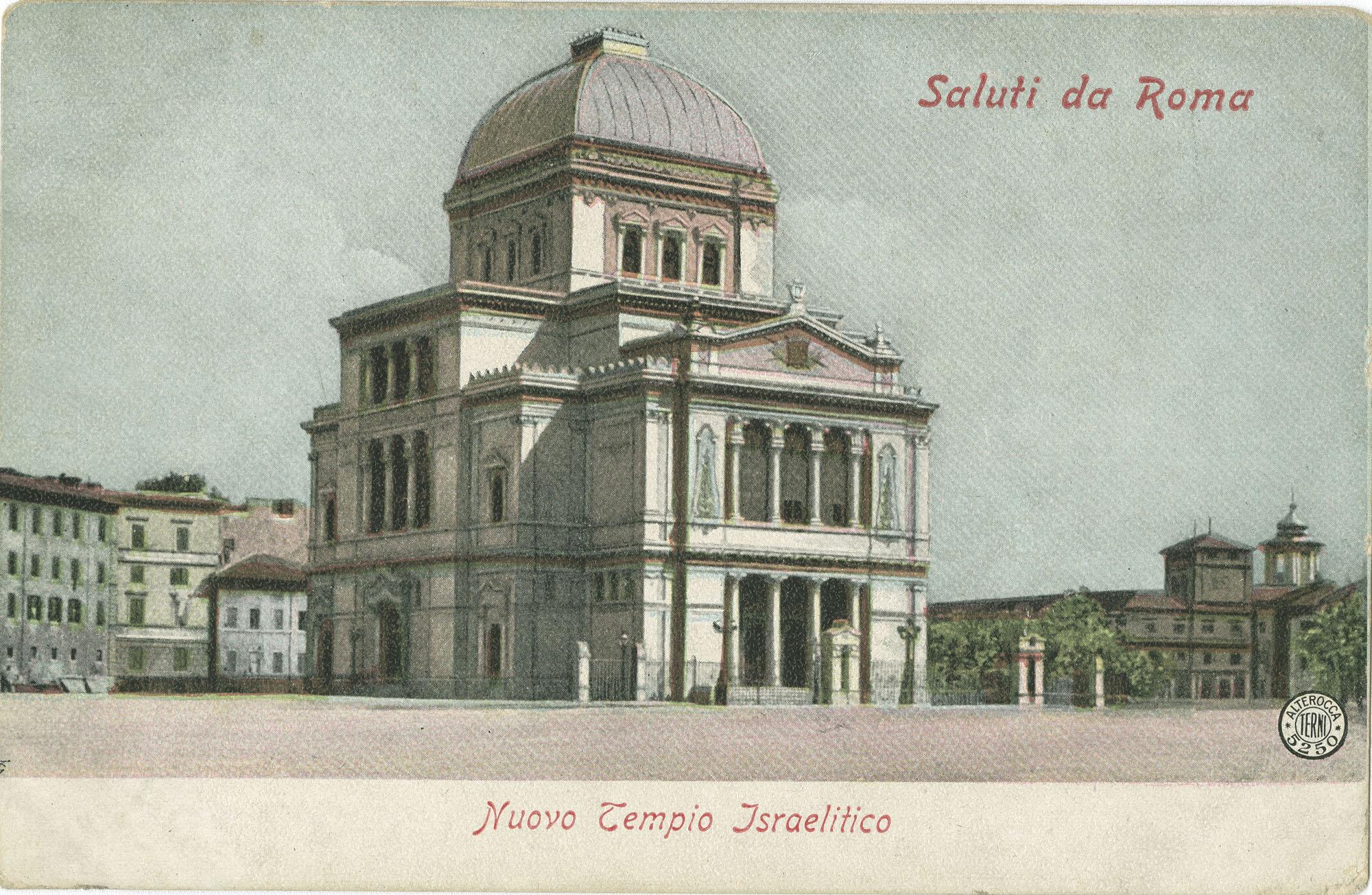 Nuovo Tempio Israelitico