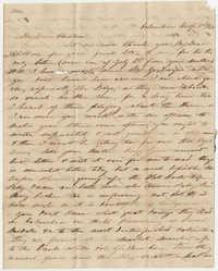 551.  John Coles Singleton to daughters -- August 1, 1848