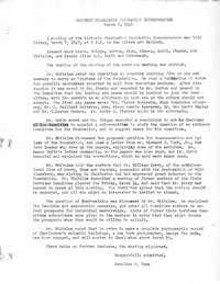 Folder 62: HCF Minutes 1