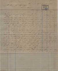 295. Francis Lynch to Bp Patrick Lynch -- August 19, 1863