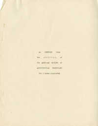 Folder 18: JASAH Article (Offprint)