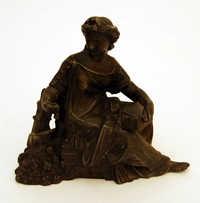 Clock topper (Figurine)