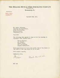 Folder 04: Maier Letter