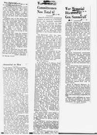 Folder 47: War Memorial Article 15