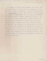 Folder 46: CSC Statement