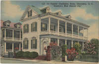 Typical Charleston Home, Charleston, S.C.