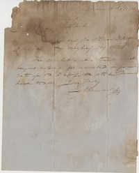 243.  Edward Barnwell to William H. W. Barnwell -- April 16, 1857