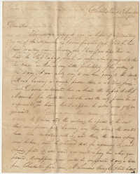 197.  Edward Barnwell to Catherine Osborn Barnwell -- May 28, 1830