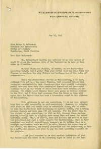 Folder 18: Geddy Letter