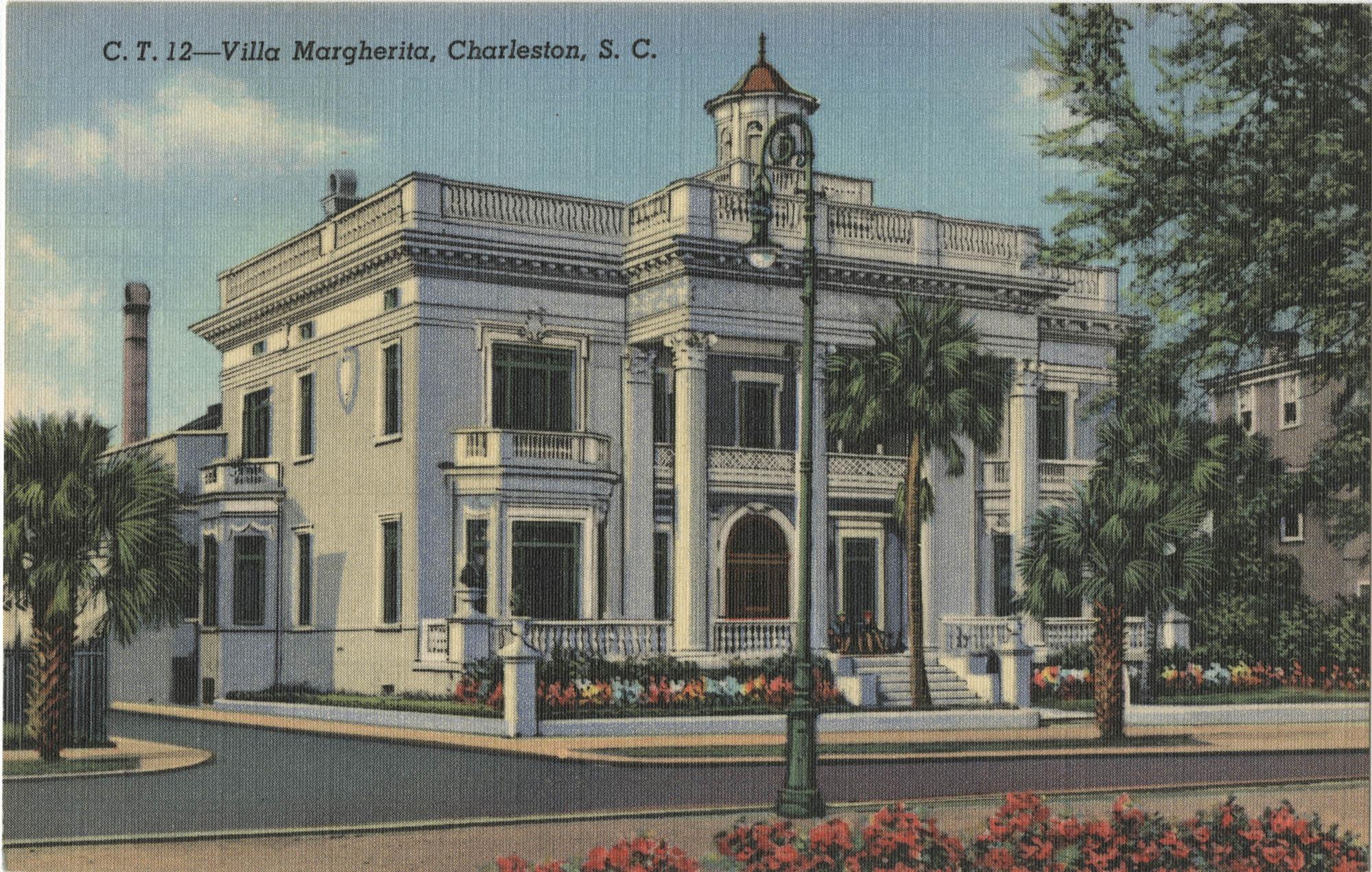 Villa Margherita, Charleston, S.C.