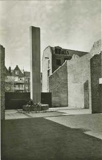[Hollandsche Schouwburg, monument]