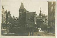 Praha : Synagoga
