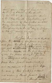 214.  William H. W. Barnwell death notice -- 1863