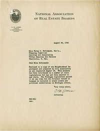 Folder 18: Jones Letter