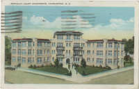 Berkeley Court Apartments, Charleston, S.C.