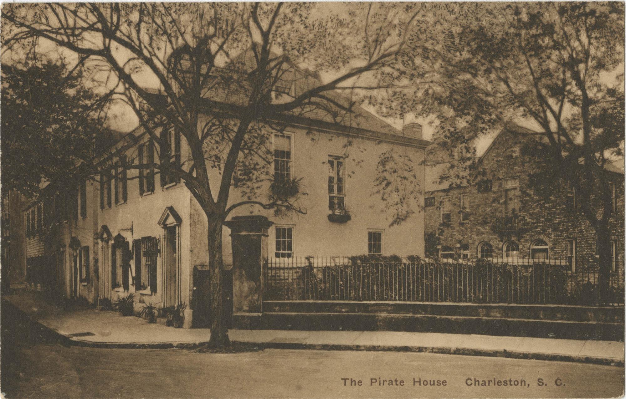 The Pirate House Charleston, S.C.