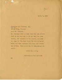 Folder 20: Whitelaw Letter 12