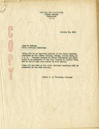 Folder 06: CSC Memorandum 19