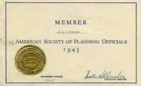 Folder 18: Membership Certificate 3