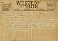 Folder 32: Rivers Letter 1