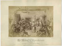 Kol Nidre (Vorabend des Versöhnungsfestes) vor Metz am 4. October 1870