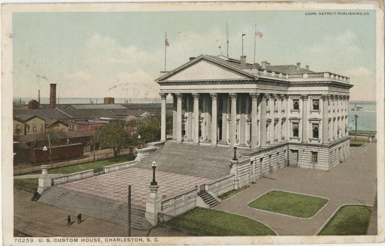 U.S. Custom House, Charleston, S.C.