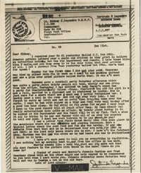 Letter from Gertrude Sanford Legendre, December 21, 1943