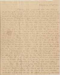 061. Aunt to James B. Heyward -- September 19, 1835