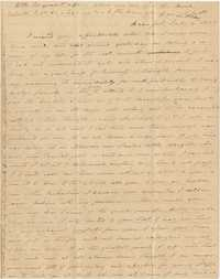069. Aunt to James B. Heyward -- July 4, 1838