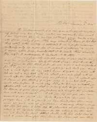 063. Aunt to James B. Heyward -- January 2, 1836