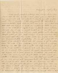 066. Aunt to James B. Heyward -- September 9, 1837