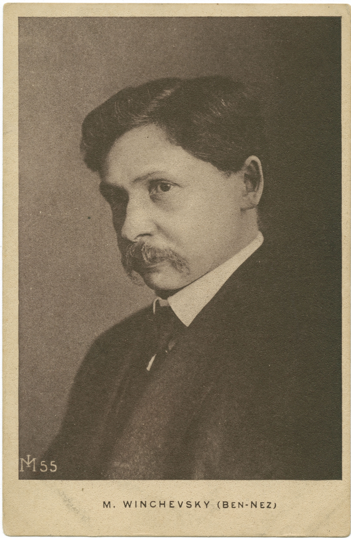 M. Winchevsky (Ben-Nez)