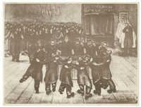 [Hasidic dance]
