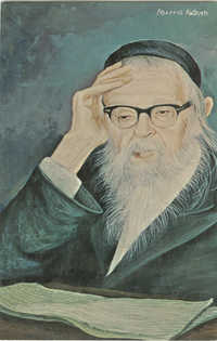 Rabbi Dov Berish Weidenfeld