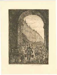 Ghetto Gate of Lublin