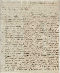 Letter from Drayton Grimke, to his father, Thomas S. Grimke, October 1828