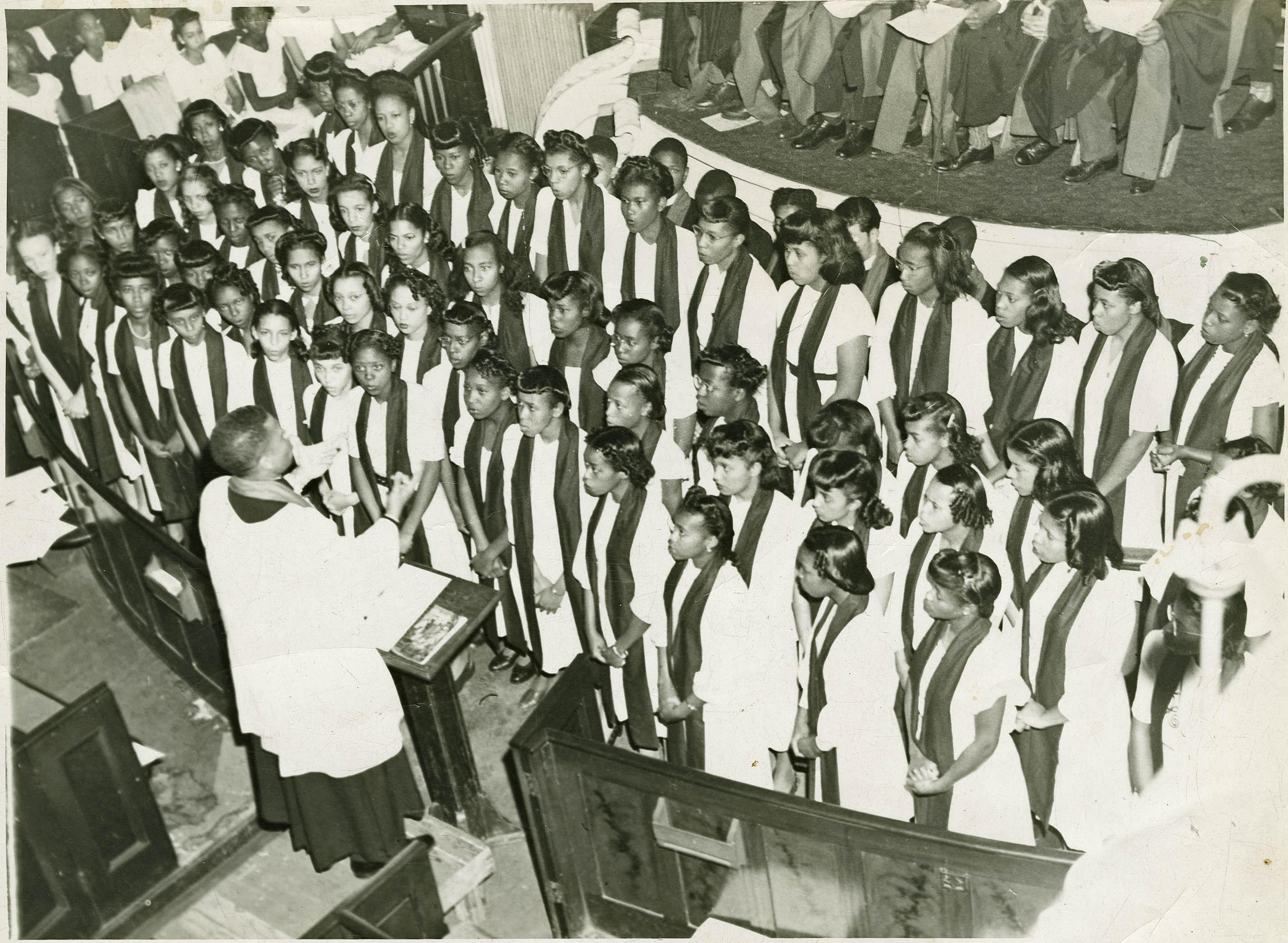 Avery Women's Choir