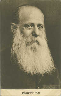 מ. ל. ליליענבלום