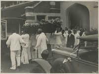 An Italian Naval funeral, Photograph 2