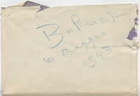 Envelope containing photographs, 1